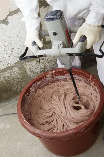 Приготовление штукатурных растворов своими руками 49