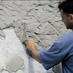 Что представляет собой сетка для штукатурки стен?