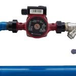 Байпас в системе отопления — конструкция механизма