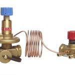 Балансировочный клапан для системы отопления