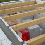 Деревянные перекрытия в доме из газобетона — стоимость и отзывы