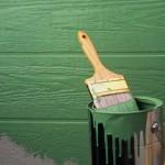 Фасадные краски по дереву для наружных работ — технология окрашивания