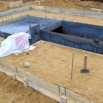 Фундамент под гараж