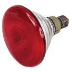Инфракрасная лампа для обогрева — практические нюансы