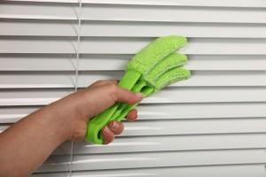 Как мыть жалюзи
