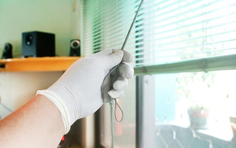 Чем помыть жалюзи в домашних условиях