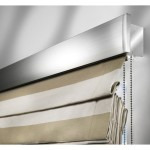 Карнизы для римских штор — пошаговая инструкция
