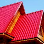 Металлочерепица лист для крыши — виды и размеры листа