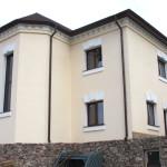 Мокрый фасад — условия и технология монтажа