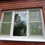 Наличник на окно в деревянном доме — пошаговая инструкция по изготовлению