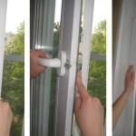 Как поставить окна на зимний режим