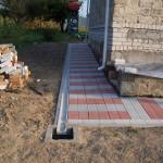 Ремонт отмостки вокруг дома — пошаговая инструкция