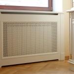 Решётка декоративная для радиатора отопления своими руками