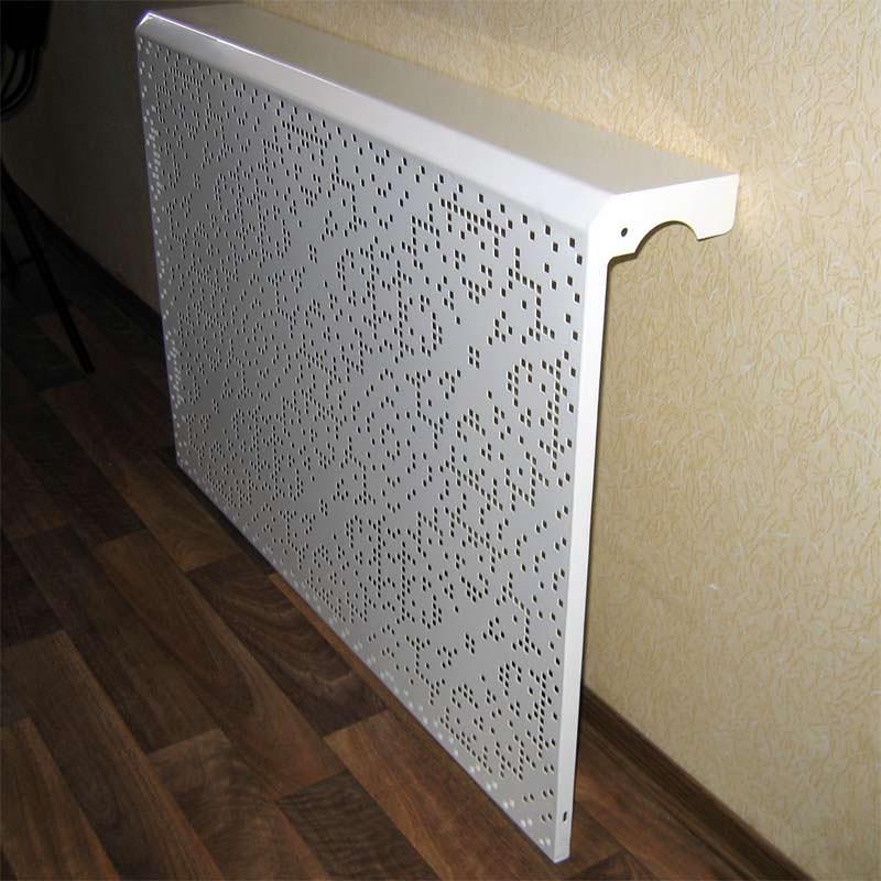 Решётка декоративная для радиатора отопления