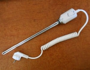ТЭН для нагрева воды с терморегулятором