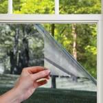 Пленки для оконных стекол — плюсы и минусы