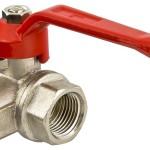 Трехходовой кран для отопления — принцип действия
