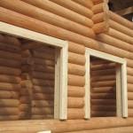Как установить деревянные окна в деревянном доме — пошаговая инструкция