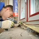 Как установить пластиковые окна своими руками — пошаговая инструкция
