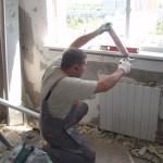 Как установить подоконники — пошаговая инструкция