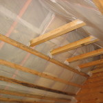 Утепление крыши изнутри своими руками — поэтапный процесс