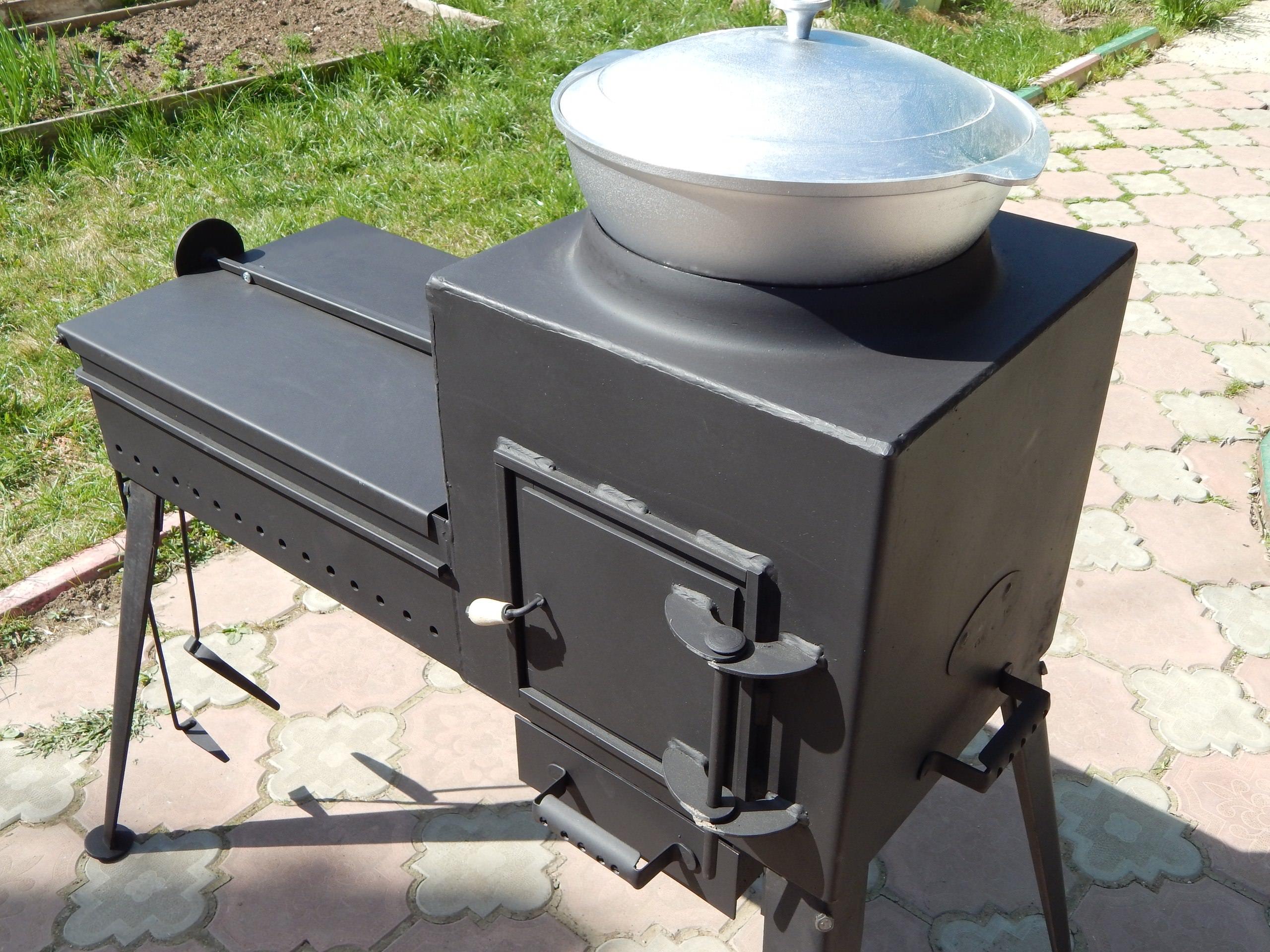 Как сделать печь на отработавшем масле 818