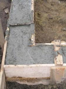 Залить фундамент под дом