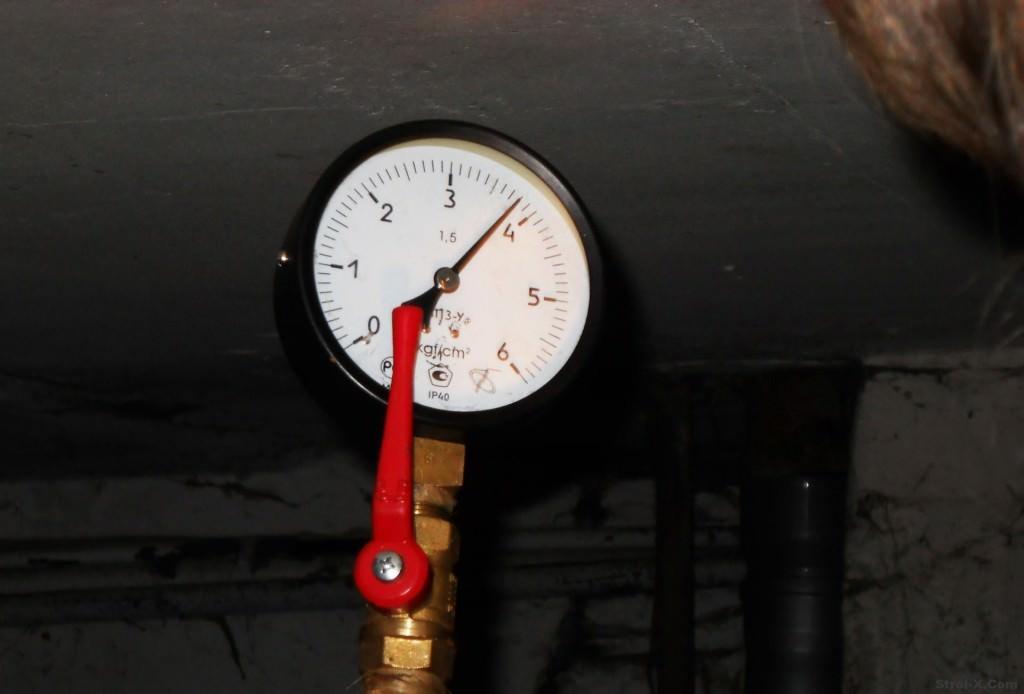 Давление в системе отопления в частном доме