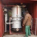 Газогенератор на дровах