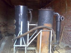 Газогенераторы на дровах — пошаговая инструкция по изготовлению