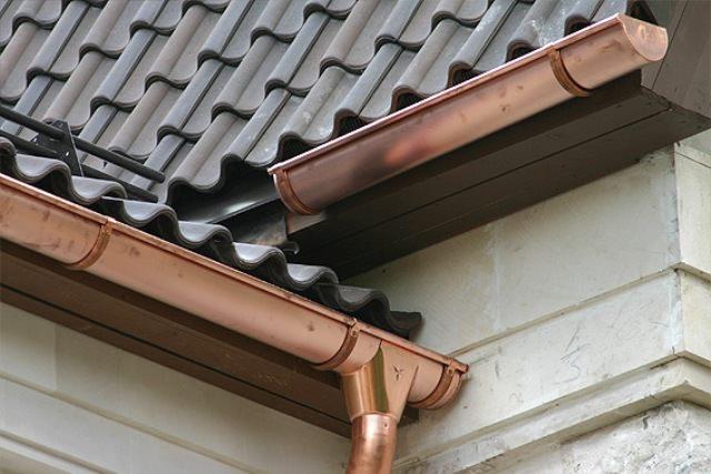 Отливы для крыши — пошаговая инструкция по установке