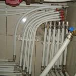 Труба пластиковая для отопления — пошаговая инструкция монтажа