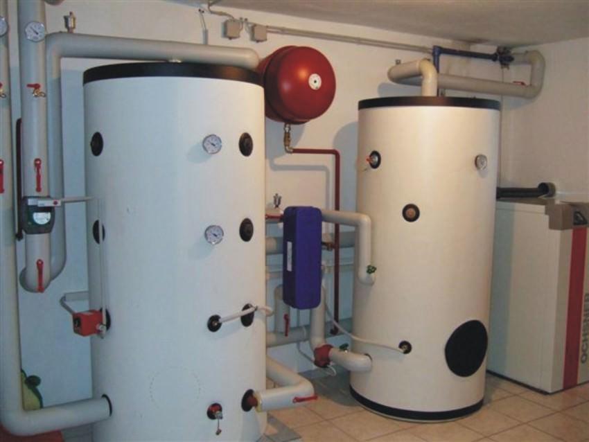 Теплоаккумулятор для котла отопления — популярные модели