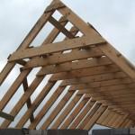 Стропильные системы двухскатных крыш – пошаговая инструкция