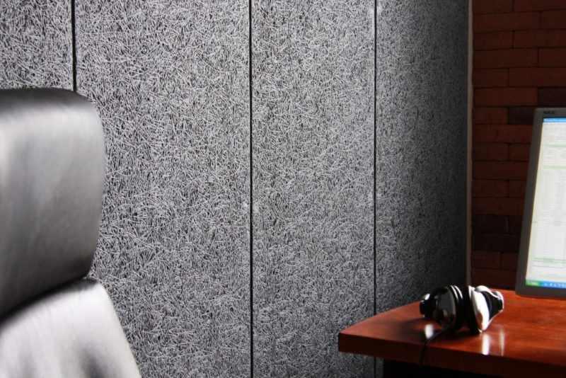 Докаративные панели для шумоизоляции стен. Фото №1