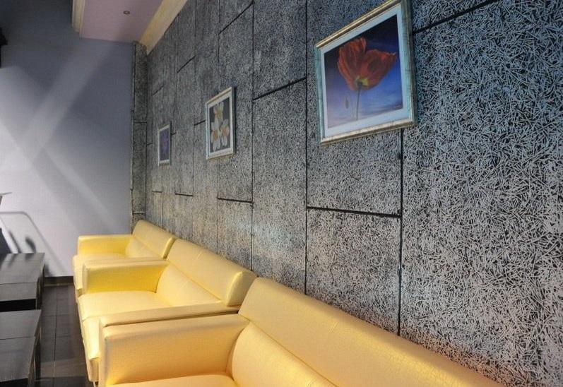 Докаративные панели для шумоизоляции стен. Фото №2