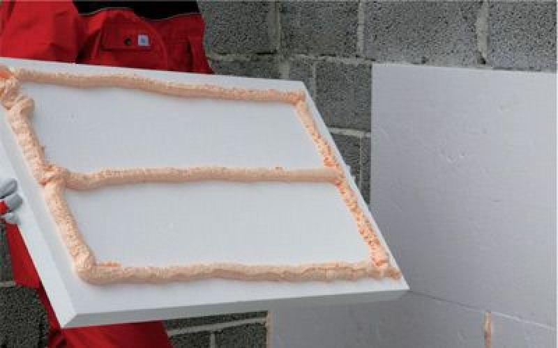 Клей на плитках
