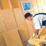 Теплоизоляция стен изнутри – плюсы и минусы
