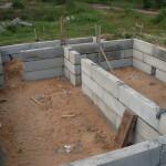 Fundament iz blokov FBS - kak ukladyvat' bloki