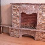 Камины из картона своими руками - практические советы