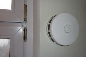 Приточный клапан в стену