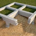 Виды фундамента для частного дома – полезные советы при выборе