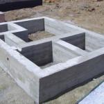 Как рассчитать кубическую площадь фундамента