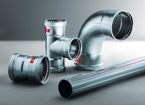 Нержавеющая сталь трубы для отопления