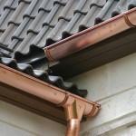 Отливы для крыши