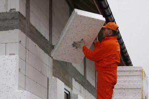 Пенопласт для утепления стен снаружи
