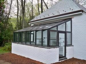 Пристройка к дому крыша к крыше
