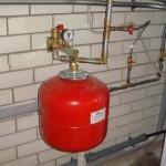 Расширительный бачок для отопления закрытого типа – инструкция по установке