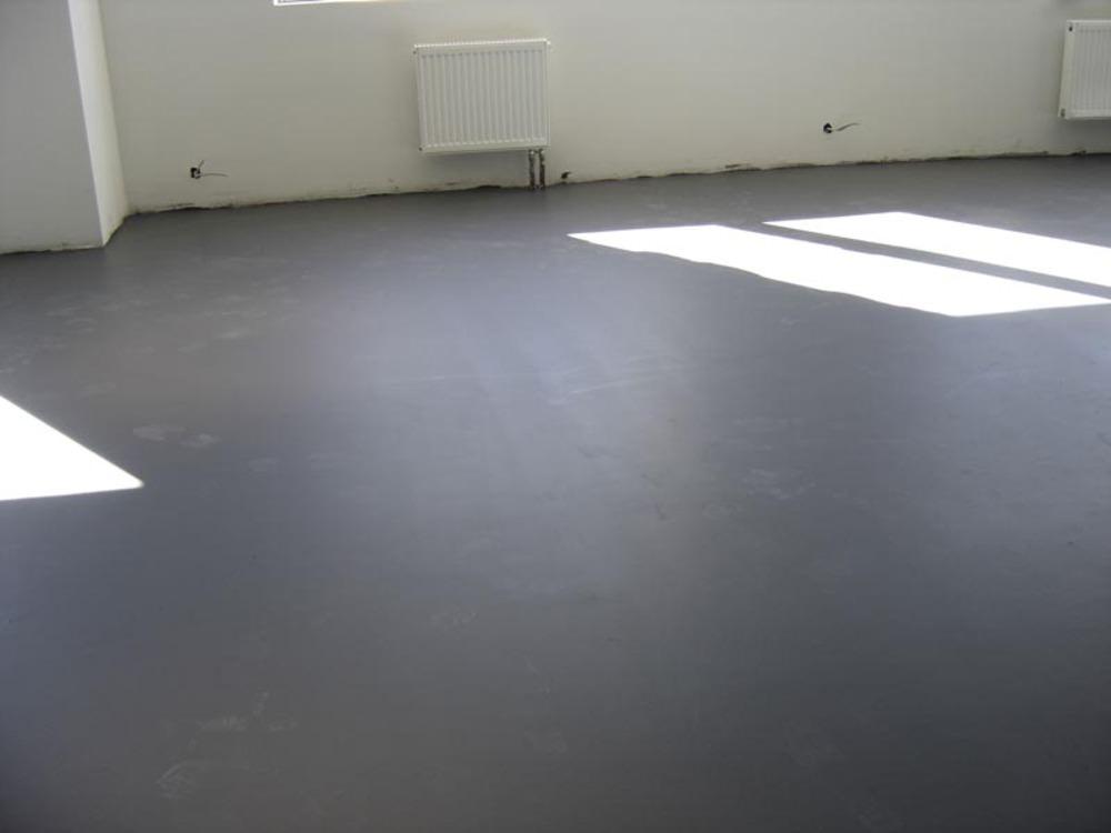 Выравнивание бетонного пола