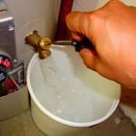 Как слить воду с водонагревателя – практические нюансы